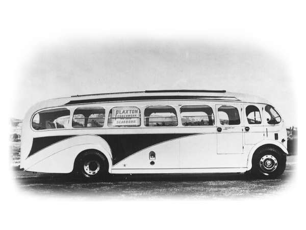 1930. 37 Seater Bus-Coach Type A3