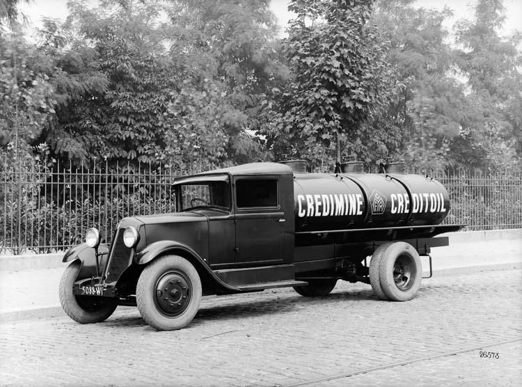 1930 Camion Renault type SZ 15 cv
