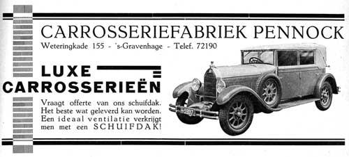 1930 pennock-advert-1930-0129