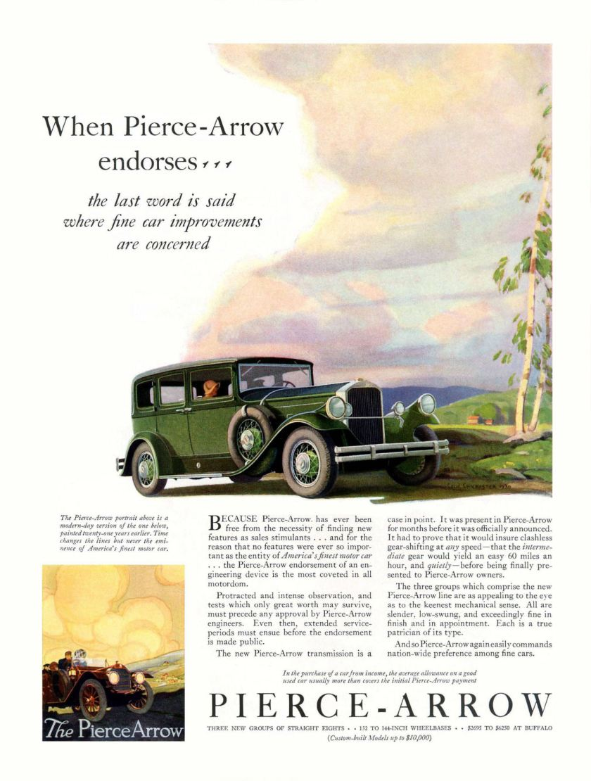 1930 Pierce-Arrow Ad-01