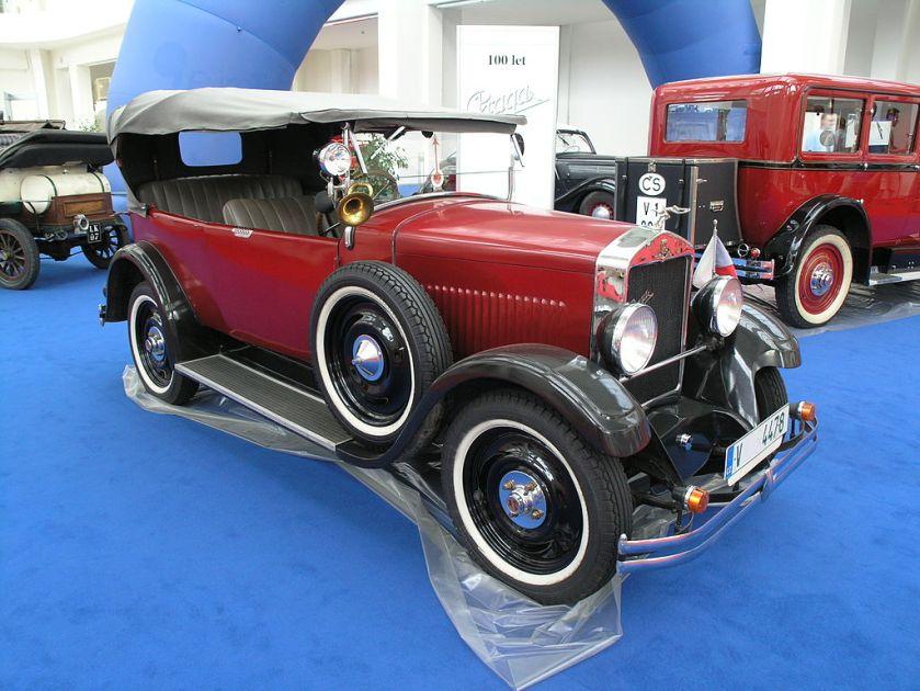1930 Praga Piccolo 1