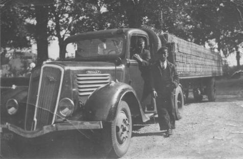 1930 renault diesel studebaker benzine