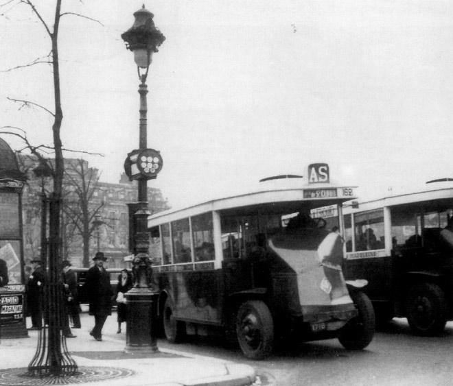 1930 Renault PN