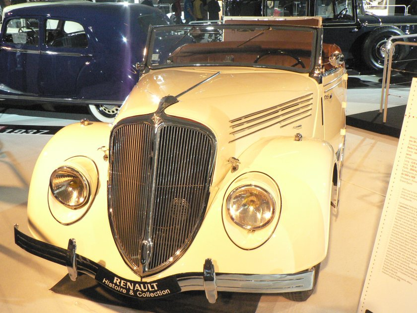 1930 Renault Vivasix Tourer