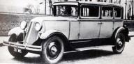 1930 Renault Vivastella PG3