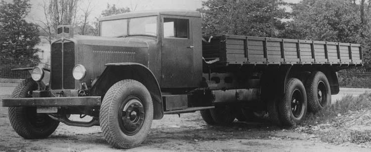 1931 Camion Renault tout terrain VTD