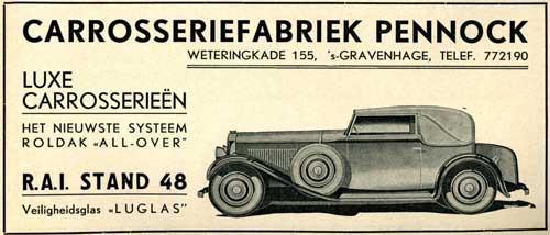 1931 pennock-1931-01