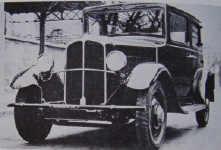 1931 Renault Monaquatre UY
