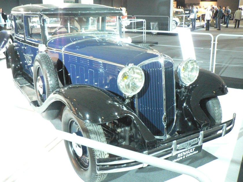 1931 Renault Reinastella a