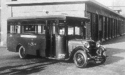 1931 Studebaker Pennock 22seats