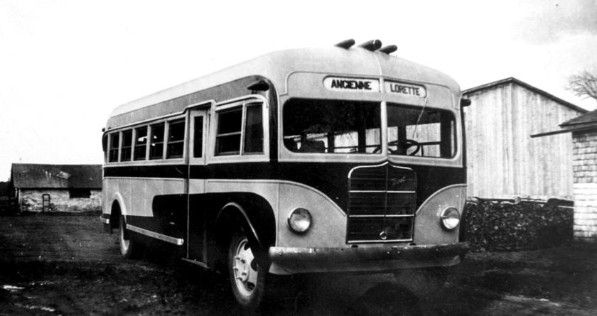 1932-69 Prevost (William A. Luke) Autobus A. Drolet Ltée Ancienne Lorette