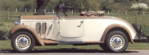 1932 Peugeot 301