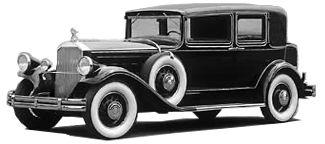 1932 Pierce-Arrow
