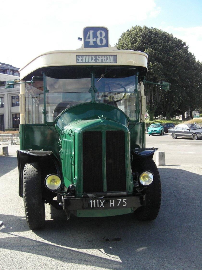 1932 RENAULT TN6