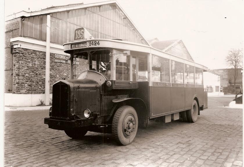1932 Renault TN6A du 185 n° 2424