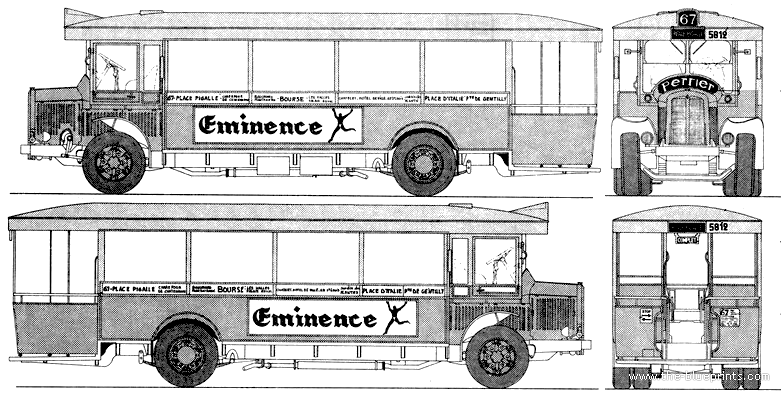 1932 renault-tn6c