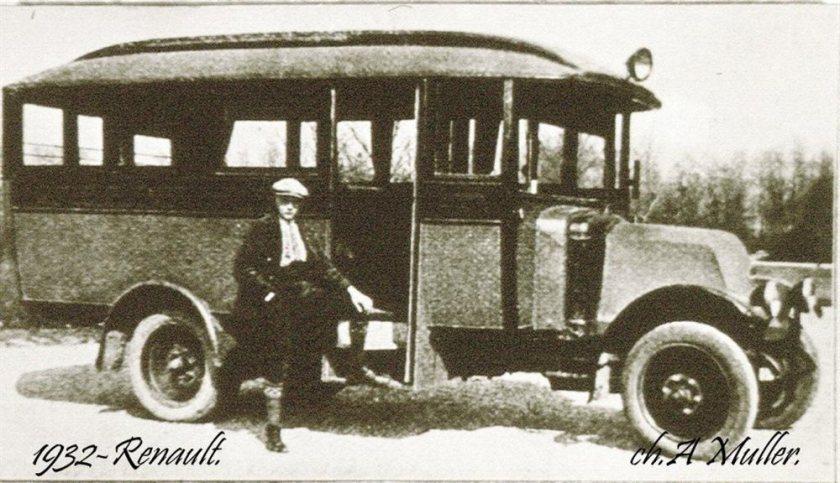 1932 Renault