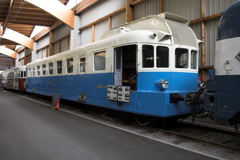 1933 Autorail Renault VH2211 Mulhouse FRA 001