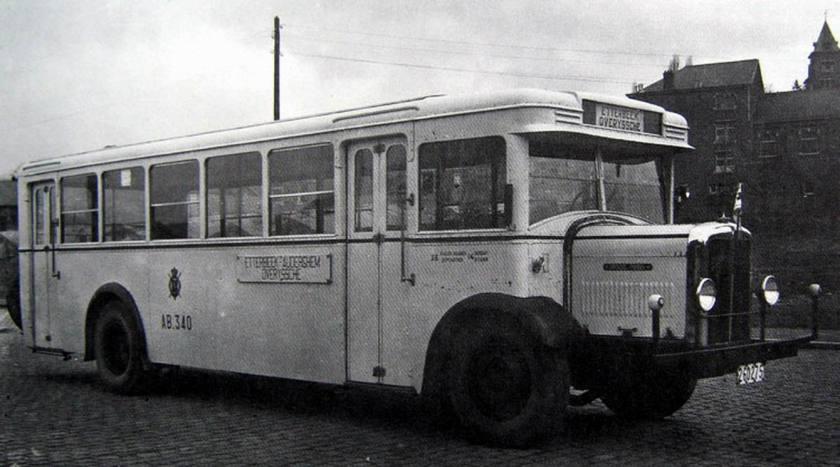 1933 Brossel Ragheno B