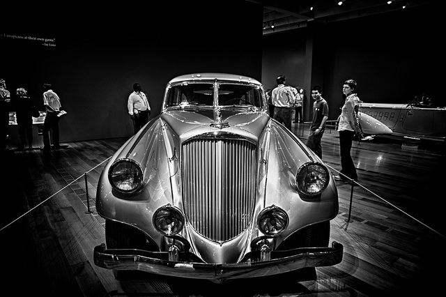 1933 Pierce-Arrow Silver Arrow a