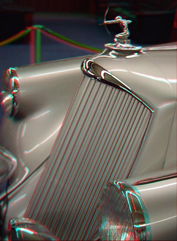 1933 Pierce Silver Arrow
