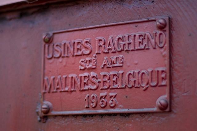 1933 Ragheno