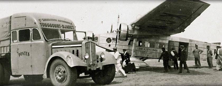 1933 Renault-avion-Cie-Saharienne