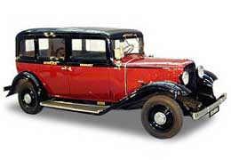 1933 renault taxi kz11