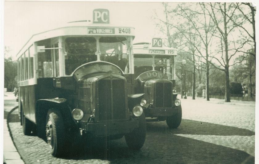 1933  Renault TN6A du PC n° 2408 et 2251