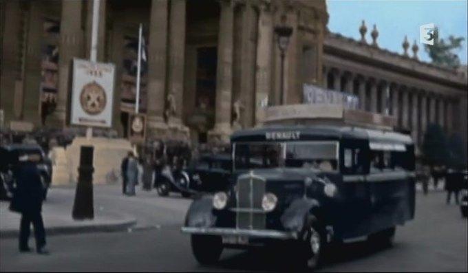 1933 Renault YFB
