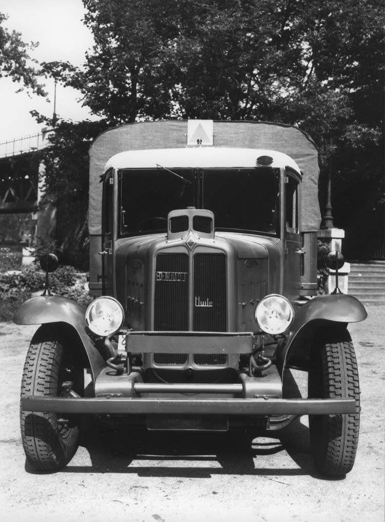 1934 Camion militaire Renault type TF 70 cv