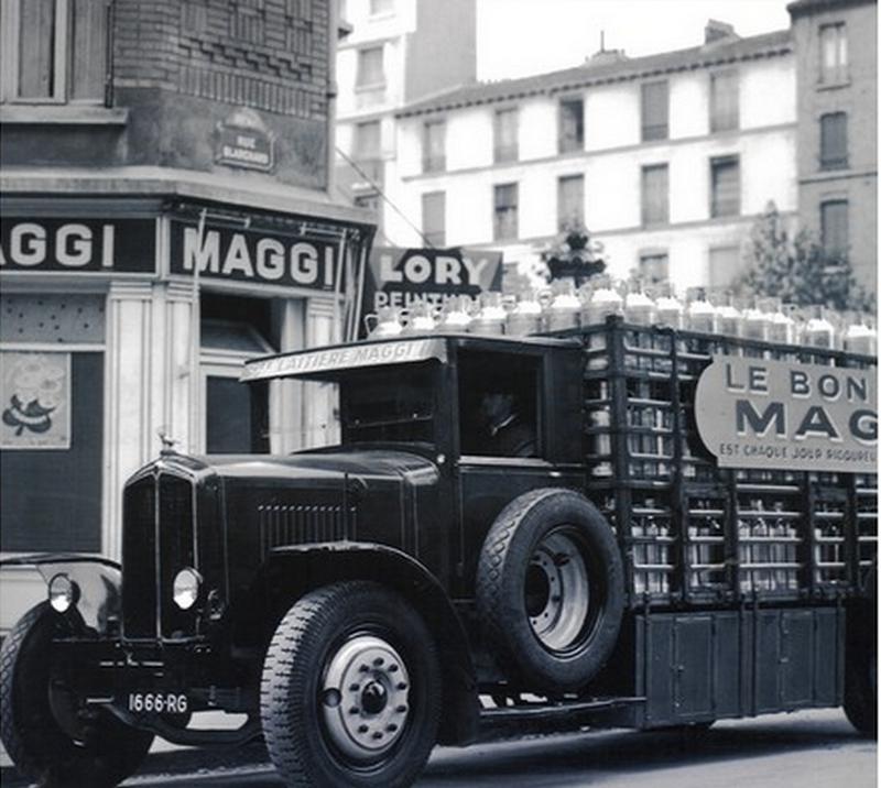 1934 Camion Renault type TID 85 cv 6.5 tonnes a