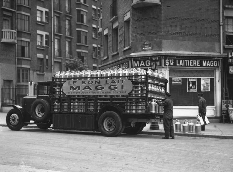 1934 Camion Renault type TID 85 cv 6.5 tonnes