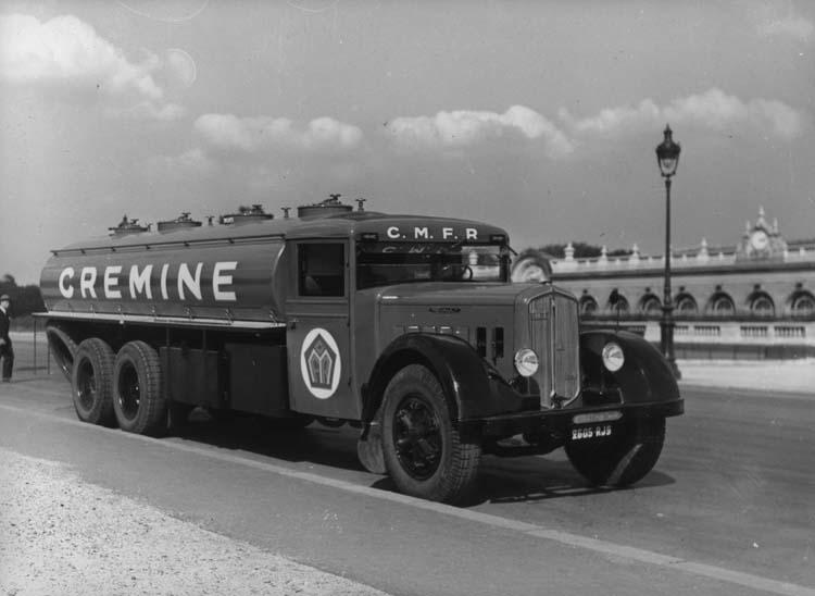 1934 Camion Renault type ZF6DC 130 cv 18 tonnes