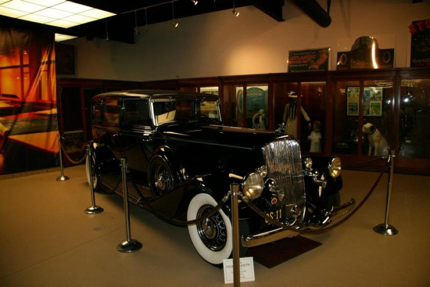 1934 Pierce Arrow Buffalo Museum