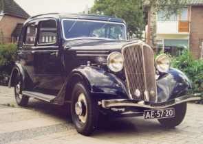 1934 Renault Monaquatre YN3