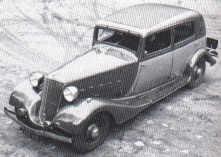 1934 Renault Nervastella ZD2