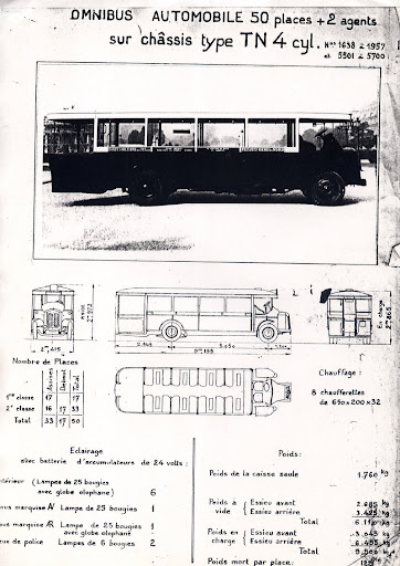 1934 Renault TN4 1638 tekening