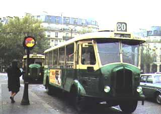 1934 Renault TN4 de la RATP