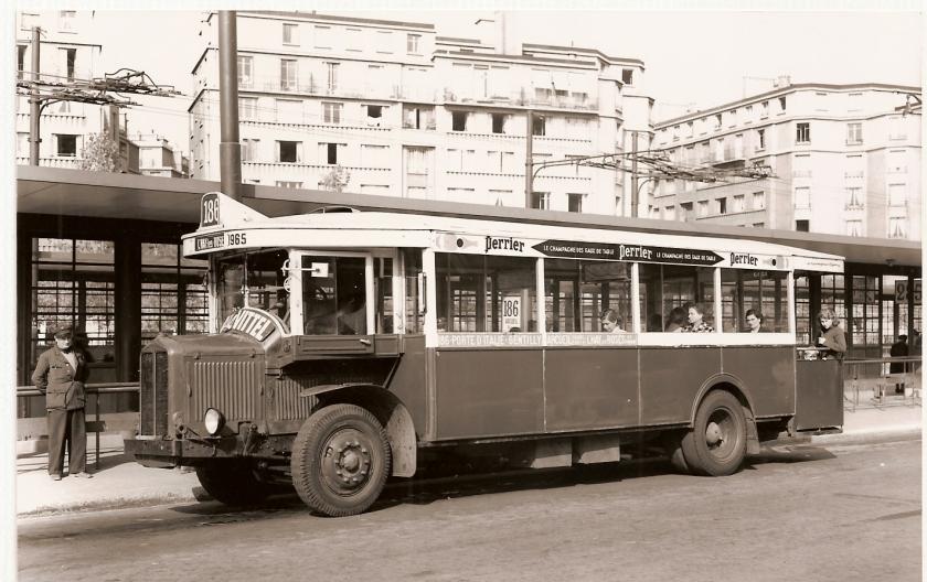 1934 Renault TN6A n° 1965