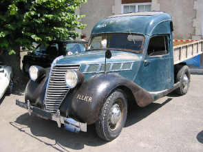 1934 Renault type AFP2