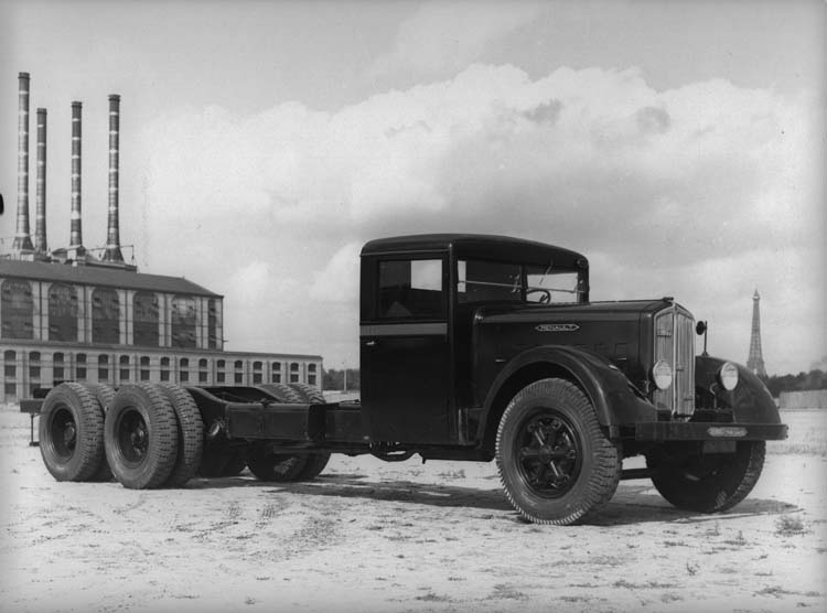 1934 Renault type VTD6 130 cv 18 tonnes