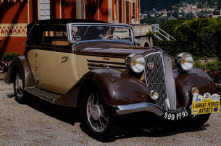 1934 Renault Vivasport YZ2