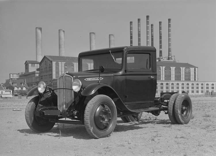 1934 Renault YGAC 77 cv 6 tonnes