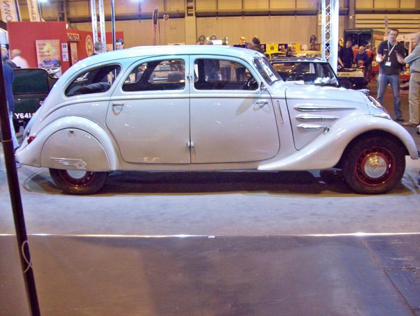 1935-42 Peugeot 402 Engines 1991cc (1935-37) 2142 cc (1938-42) S4