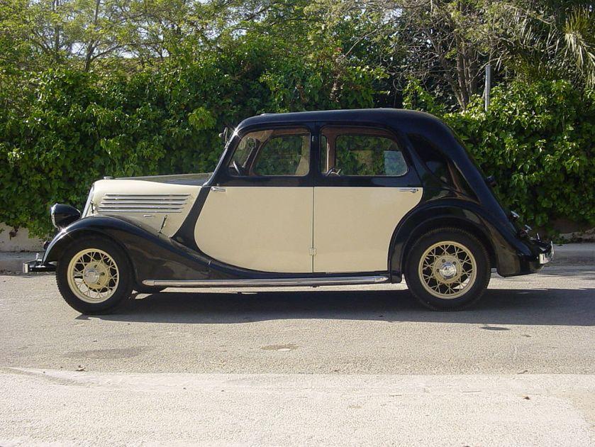 1935 Renault celtaquatre