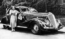 1935 Renault Nervastella Grand Sport