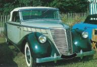 1935 Renault Suprastella