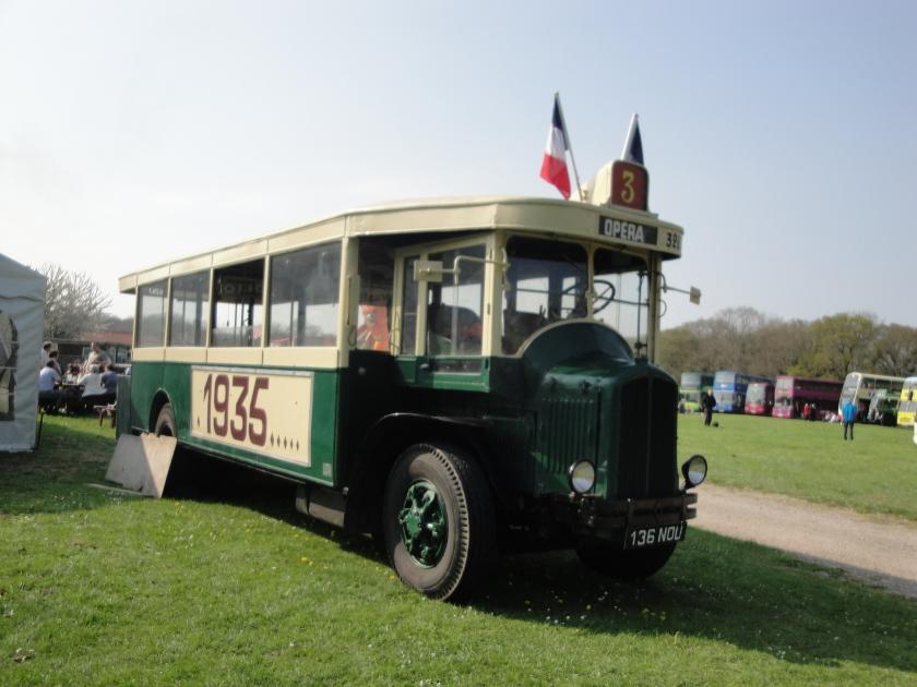 1935 Renault TN4F 136 NOU