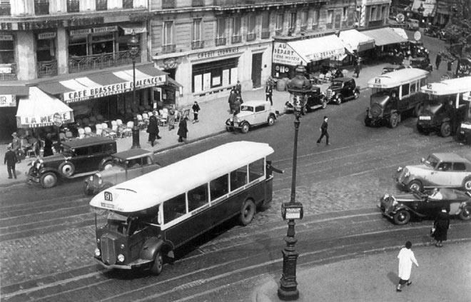 1935 Renault TN4H